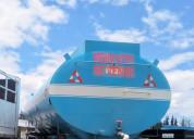 Vendo tanque para camion mula tanquero