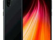 Xiaomi redmi note 8 de 128gb y 4 ram