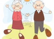 Cuidado de adultos mayores.quito