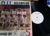 Disco vinil ldu bicampeon