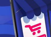 Creamos tu pÁgina web con tienda online