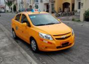 Oportunidad taxi amarillo 2019 sail
