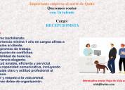 Recepcionista/ call center