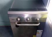 Vendo la cocina de inducción