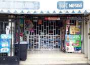 Se vende tienda de abarrotes