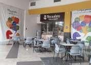 Vendo local para comidas centro comercial