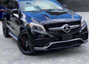 Mercedes benz amg gle 63 s 2017 25000 kms