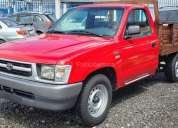 Toyota stout ii 2001 150000 kms