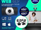 Camaras web venta en guayaquil