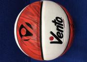 Balón de basquet marca vento