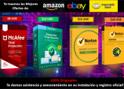 Oferta los mejores antivirus a los mejores precios