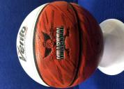 Balón de basquet  marca vento cuero