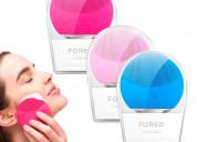 Elimina espinillas limpiador facial foreo luna 2
