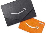 Amazon gift card $5 / tarjeta de regalo