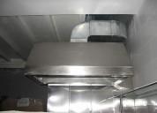 Campanas extractoras de cocina