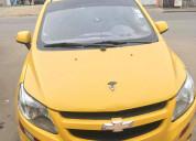 Taxi con puesto de trabajo en cc paseo shopping