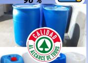 Venta alcohol potable 96 %