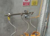 Centralina de gas lp sistema centralizado por tube