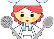 Se necesita cocinero/a (cotocollo)