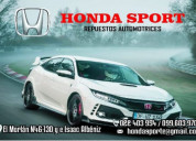 Honda sport repuestos para autos