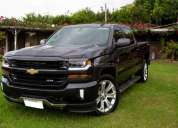 Chevrolet silverado z71 2016 37850 kms