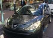 Peugeot 206 2010 17000 kms