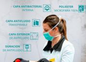 Confecciones antifluido - salet.s.a.