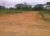Vendo terrenos de 200 metros cuadrados