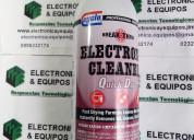 Limpia contactos electrónicos eléctrico cyclo 11oz