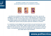 Curso vacacional politÉcnica kids 2020 online