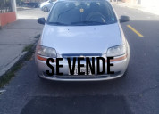 Vendo chevrolet aveo family