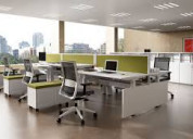 Muebles en diferentes modelos para oficinas