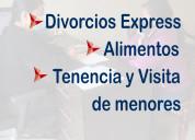 Divorcios express