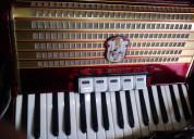 Vendo acordeon de 48 bajos