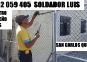 Luis 09620599405 soldaduras metalicas quito norte