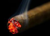 Lectura del cigarro.. prosperidad. 098261 0506