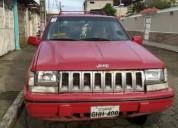 Vendo bonito jeep grand cherokee automático guayaq