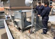 Sistemas de filtrado de aire