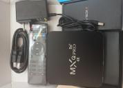 Tvbox mxq pro 4/32gb