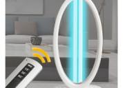 Lámpara uvc pará desinfectar su hogar,carro,oficin