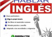 Clases de inglés y nivelación online