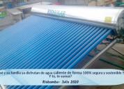 Calentadores solares riosolar