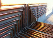 Plomero en cobre para gas agua instalacion reparac