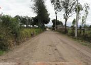 Se vende terreno de 2500 m2 en bellavista