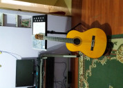Guitarra canto ejercicios