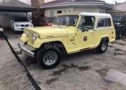 Jeep comando viasa 1969 2000000 kms