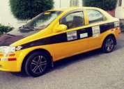 Taxi de venta quito, contactarse.