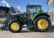 Tractor de granja john deere 6620