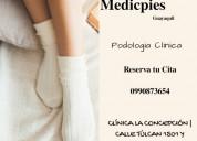 Servicio de podologia