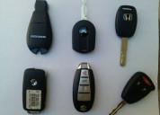 Reparación de llaves con control de toda marca